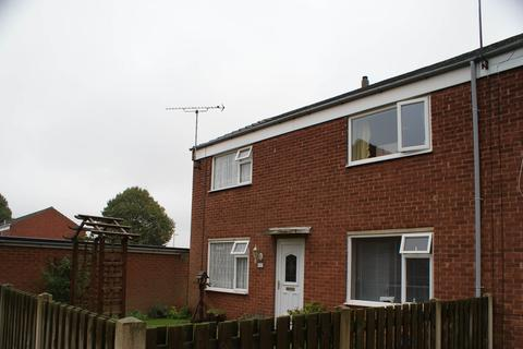 3 bedroom end of terrace house to rent - 3 Mercia Close, Worksop
