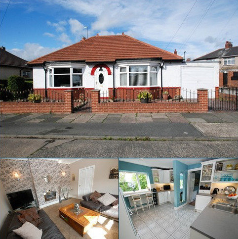 2 bedroom bungalow for sale - St Peter's Avenue, South Shields
