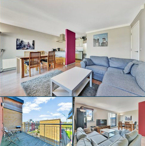 2 bedroom flat for sale - Pelling Street, Limehouse, London, E14