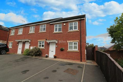 3 bedroom townhouse for sale - Fegg Hayes Road, Fegg Hayes.