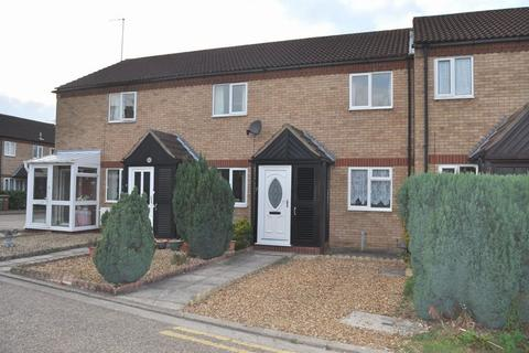 2 bedroom terraced house to rent - Chantry Close, Peterborough, PETERBOROUGH, PE1