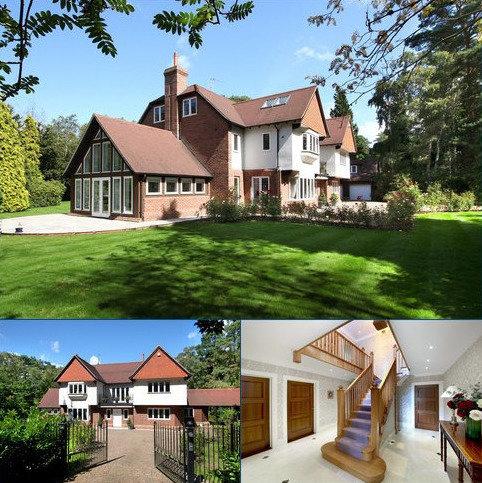 5 bedroom detached house for sale - Prince Consort Drive, Ascot, Berkshire, SL5