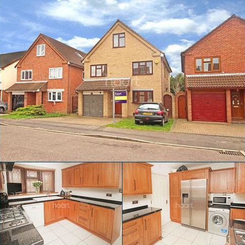 6 bedroom detached house for sale - Calmore Close, Hornchurch