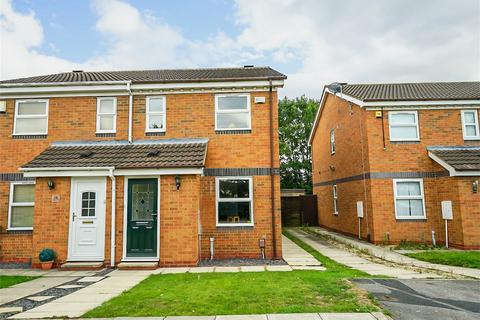 2 bedroom semi-detached house for sale - Handley Close, YORK