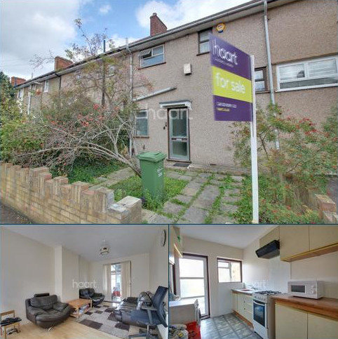 2 bedroom terraced house for sale - Bushgrove Road, Dagenham
