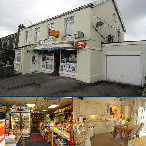 4 bedroom end of terrace house for sale - Peniel Green Road, Llansamlet, Swansea, City And County of Swansea.