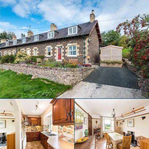 3 bedroom end of terrace house for sale - 3 Linton Burnfoot Farm Cottages, Kelso, Scottish Borders, TD5