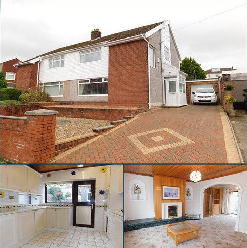 3 bedroom semi-detached house for sale - Sycamore Avenue, Neath, Neath Port Talbot.