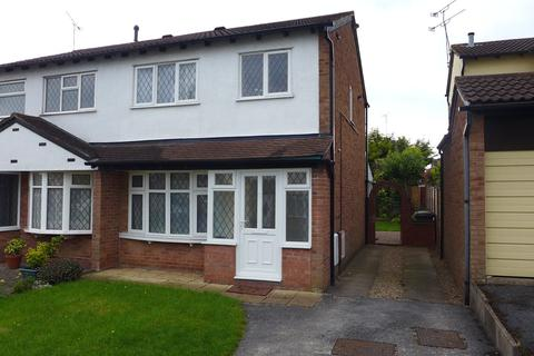 3 bedroom semi-detached house to rent - Fordwell Close, Chapelfields, Coventry, West Midlands, CV5