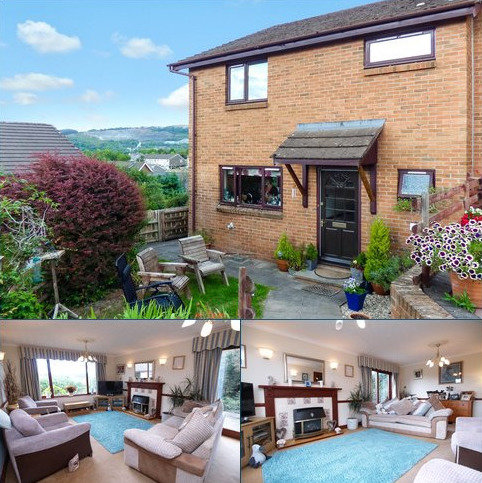 3 bedroom end of terrace house for sale - Pen Y Bryn, Builth Wells, Powys