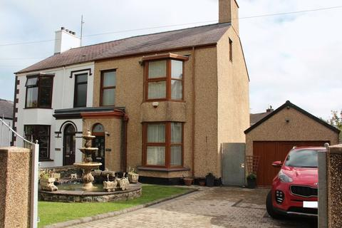 4 bedroom semi-detached house for sale - Gors Avenue, Holyhead