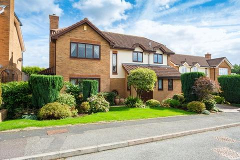 4 bedroom detached house for sale - Churchward Close, Priorslee, Telford