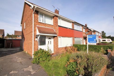 3 bedroom semi-detached house for sale - Heather Close, Fern Park, Stockton, TS19 0NL