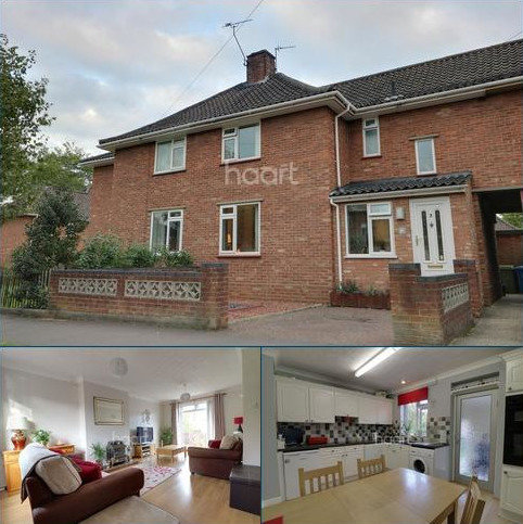 3 bedroom terraced house for sale - Wycliffe Road