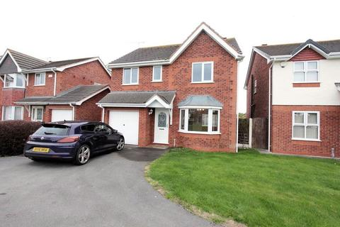 4 bedroom detached house for sale - Llys Trahaearn, Kinmel Bay
