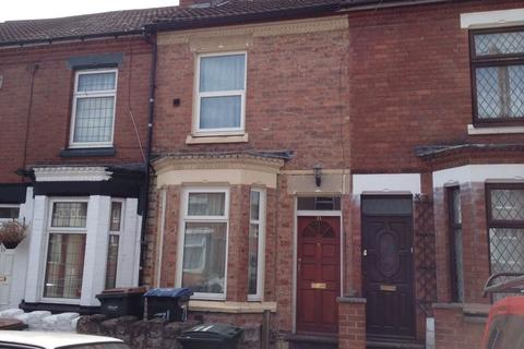 4 bedroom terraced house to rent - Wyley Road, Radford, Coventry, CV6 1NU