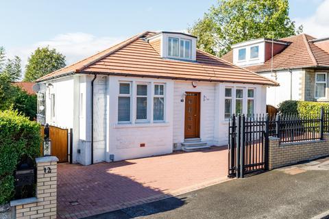 4 bedroom detached bungalow for sale - 12 Ailsa Drive, Giffnock, G46 6RL