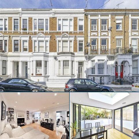 2 bedroom flat for sale - Hazlitt Road, London, W14