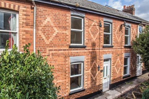 3 bedroom terraced house for sale - Oxford Terrace, Crediton