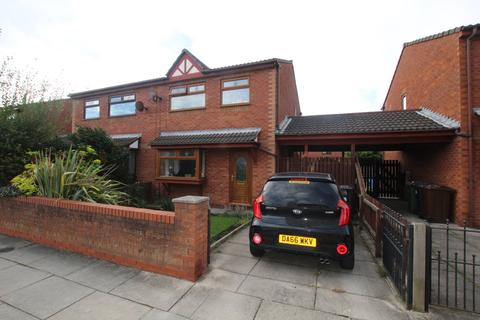 3 bedroom semi-detached house for sale - York Street, Liverpool, L22