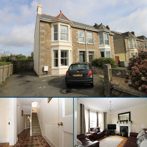 4 bedroom semi-detached house for sale - Agar Road, Redruth