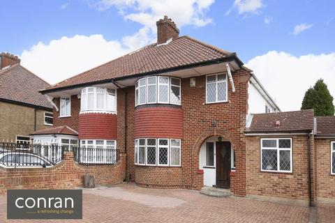 5 bedroom semi-detached house to rent - Woolacombe Road, SE3