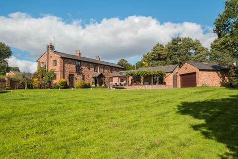5 bedroom detached house for sale - Sunbank Lane, Hale Barns