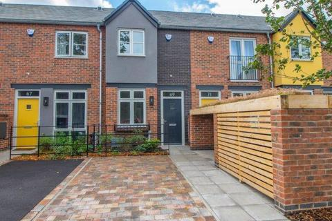 2 bedroom townhouse to rent - Perry Road, Sherwood, Nottingham, NG5 3JH