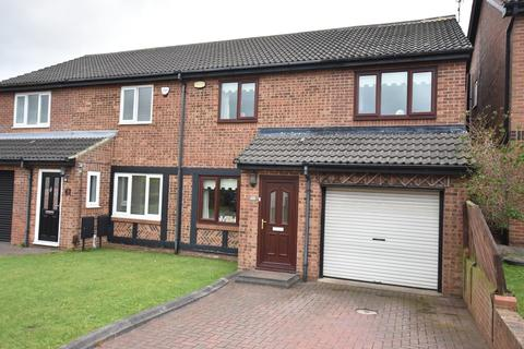 4 bedroom semi-detached house for sale - Craigwell Drive, Thristley Wood
