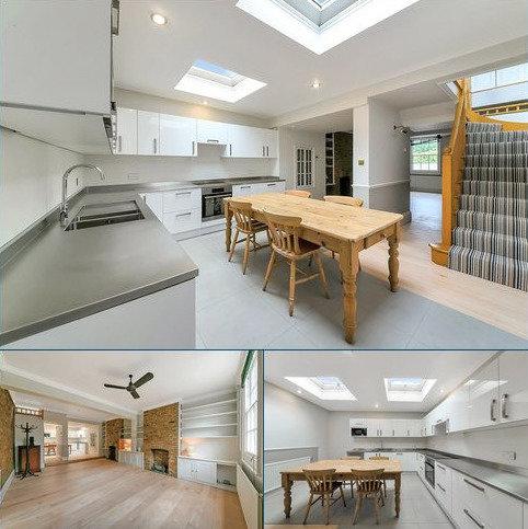 3 bedroom terraced house to rent - Greenwich Church Street, London, SE10