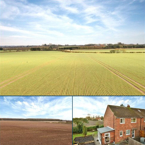 3 bedroom semi-detached house for sale - Friesthorpe Farm - Lot 1, Friesthorpe, Lincolnshire, LN3