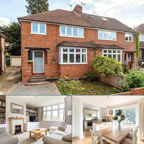 3 bedroom semi-detached house for sale - Rydes Avenue, Guildford, Surrey, GU2
