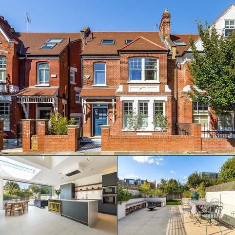 5 bedroom terraced house for sale - Fairlawn Grove, Chiswick, London, W4