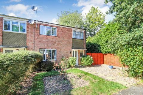 3 bedroom end of terrace house for sale - Woodlands, Newbury