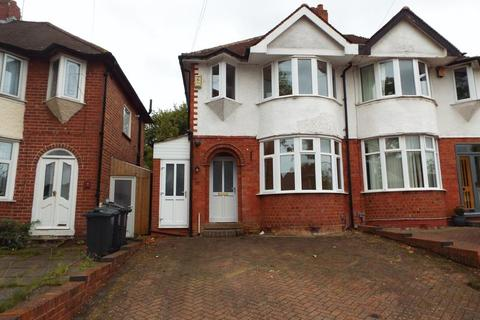 3 bedroom semi-detached house to rent - Corisande Road, Selly Oak, Birmingham, B29 6RR