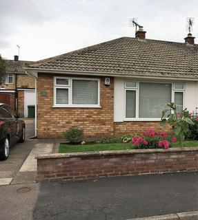 2 bedroom bungalow to rent - LET ME.... 2 BED SEMI-DETACHED BUNGALOW 10 Sandgate Road, Bridlington, YO16 6UE