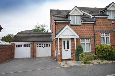 2 bedroom semi-detached house for sale - Cave Grove, Emersons Green, Bristol, BS16 7BR