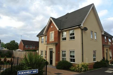 3 bedroom semi-detached house for sale - Foxwhelp Way, Gloucester