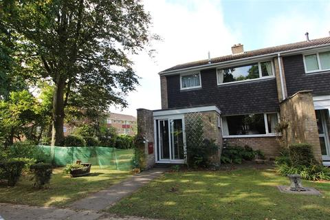 3 bedroom end of terrace house for sale - York Place, York Avenue, New Milton, BH25 6BU