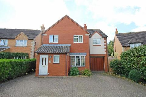 4 bedroom detached house for sale - The Highgrove, Bishops Cleeve, Cheltenham, GL52