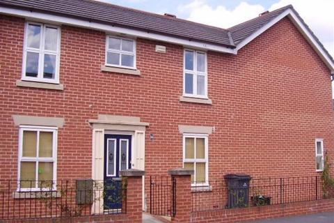 3 bedroom end of terrace house to rent - Blanchard Street, Hulme, Manchester, M15