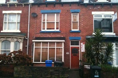 4 bedroom house to rent - Westbrook Bank Road, Hunters Bar, Sheffield, S11, Ecclesall Road