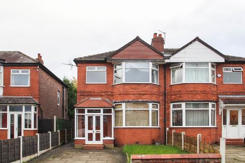 3 bedroom semi-detached house to rent - Marlborough Road, Stretford, Manchester, M32