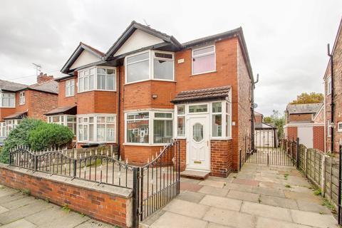 3 bedroom semi-detached house for sale - Rutland Avenue, Firswood, Manchester, M16