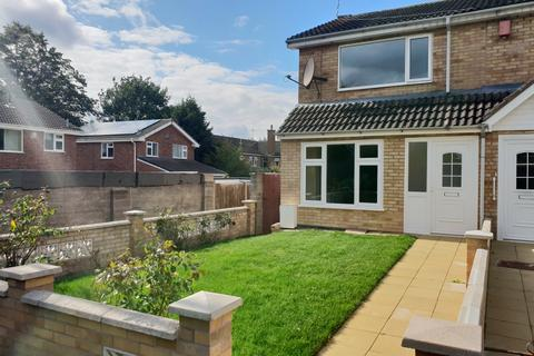 2 bedroom townhouse for sale - Kincaple Road, Rushey Mead, Leicester