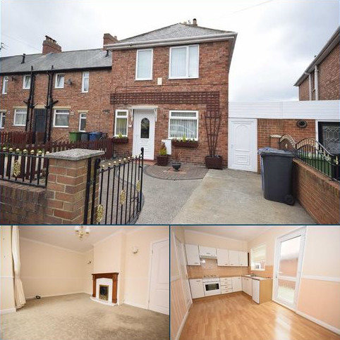 3 bedroom end of terrace house for sale - Sycamore Avenue, South Shields