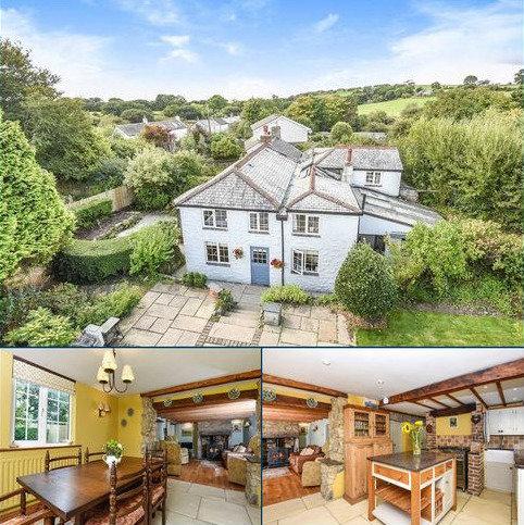 4 bedroom semi-detached house for sale - Common Moor, Liskeard, Cornwall, PL14