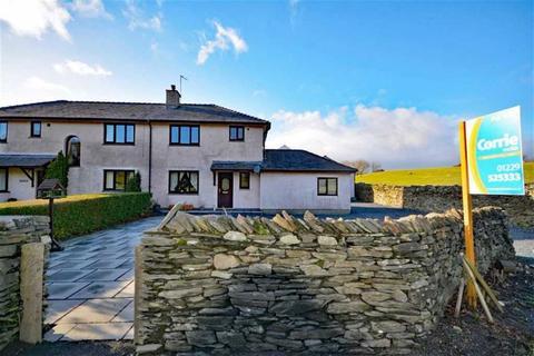 3 bedroom semi-detached house for sale - Sandside, Kirkby In Furness, Cumbria
