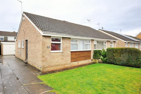 2 bedroom semi-detached bungalow to rent - Chantry Close, Woodthorpe, York