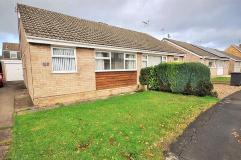 2 bedroom semi-detached bungalow to rent - Chantry Close, Woodthorpe, York